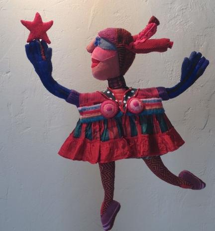La jeune fille à l'étoile